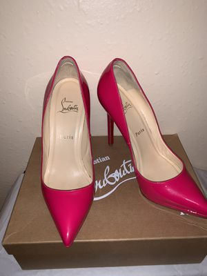 Christian Louboutin Heels (Size 38 1/2) for Sale in Spring, TX