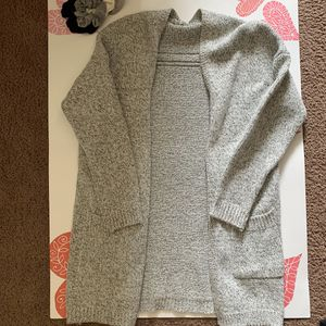 Grey cardigan size S for Sale in Shelby Charter Township, MI