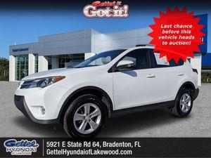 2013 Toyota RAV4 for Sale in Bradenton, FL
