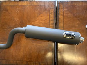 DG TRX 450 Foreman slip on exhaust for Sale in Long Beach, CA