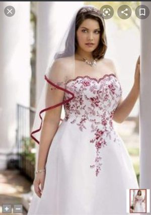 Beautiful wedding dress for Sale in Bremerton, WA