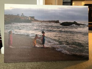 Custom photograph from La Jolla Beach, California for Sale in Columbus, OH