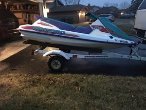 1995 Seadoo GTS 🚨Fully Rebuilt🚨 see photos for Sale in Homer Glen, IL
