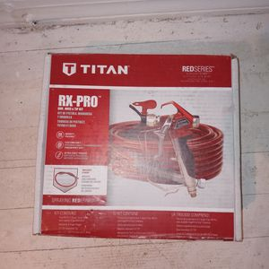 TITAN Pro Gun Hose & Tip Kit for Sale in Bangor, CA