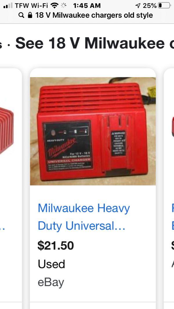 Milwaukee combo kit