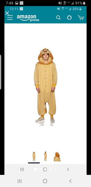 Mens lion costume for Sale in Kenmore, WA