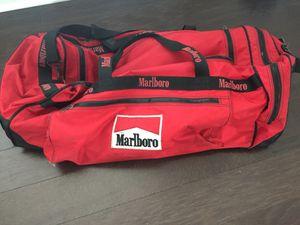 Marlboro XL Duffle Bag on Wheels for Sale in South Lyon, MI