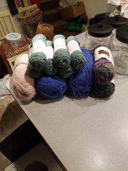Yarn Lot for Sale in Renton,  WA