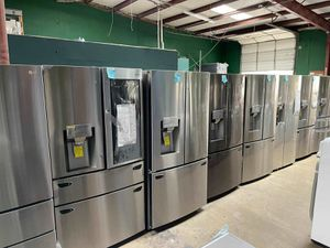 Electric or gas stove,Refrigerators,Washer,Dryer,Diswasher In Stock 4MRC for Sale in San Antonio, TX