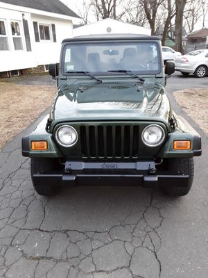 2006 Jeep Wrangler 4x4 4.0L 6 Cyl for Sale in West Springfield, MA