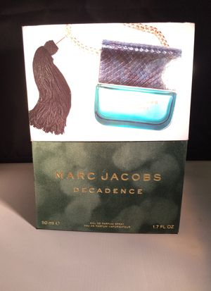 Marc Jacobs decadence for Sale in Dallas, TX