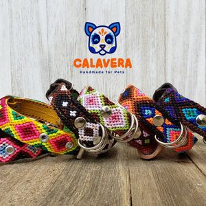 DOG COLLARS - MADE BY MEXICAN ARTISANS for Sale in Las Vegas, NV