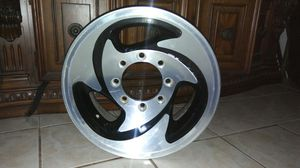 American Racing Vn3095561 Vn309 Torq Thrust Original Vine Silver Painted Wheels