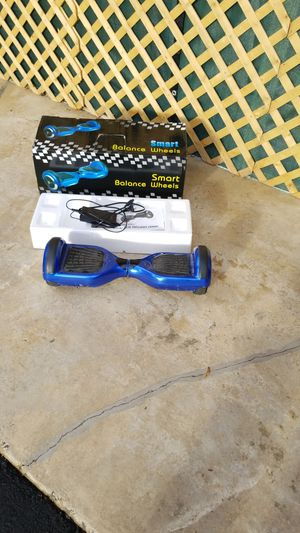 hoverboard lightly used for $140 for Sale in Fairfax, VA