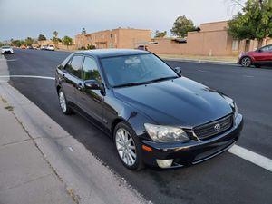 2003 Lexus is300 Sport Design for Sale in Phoenix, AZ
