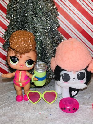 Riptide Doll and Pet LOL Surprise Dolls for Sale in Miami, FL