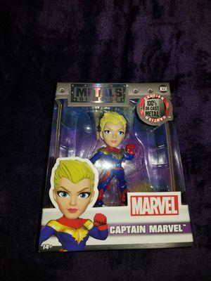 Captain Marvel Metal Die Cast for Sale in Malverne, NY