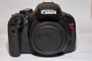 Canon T3i with 24-70 f2.8 and other lens/accessories for Sale in Seattle, WA