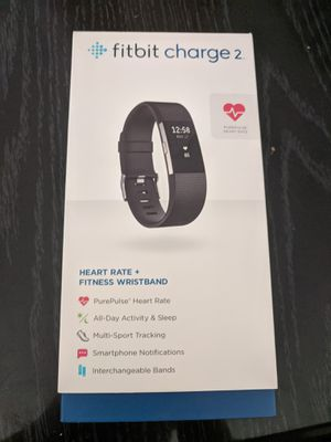 Fitbit Charge 2 + Rose Gold Band for Sale in San Diego, CA