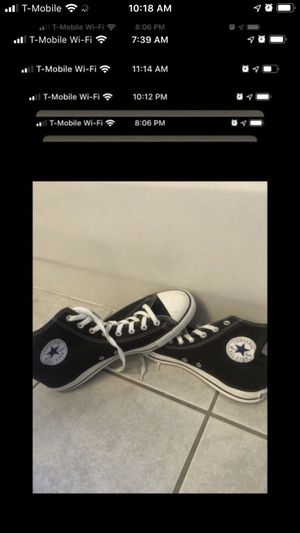 Men's converse for Sale in Bedford, TX