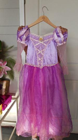 Rapunzel's dress costume girls 10 for Sale in Seattle, WA