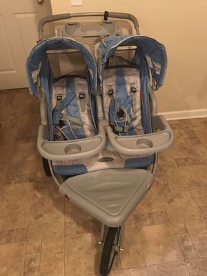 Instep Double Jogging Stroller for Sale in Nashville, TN