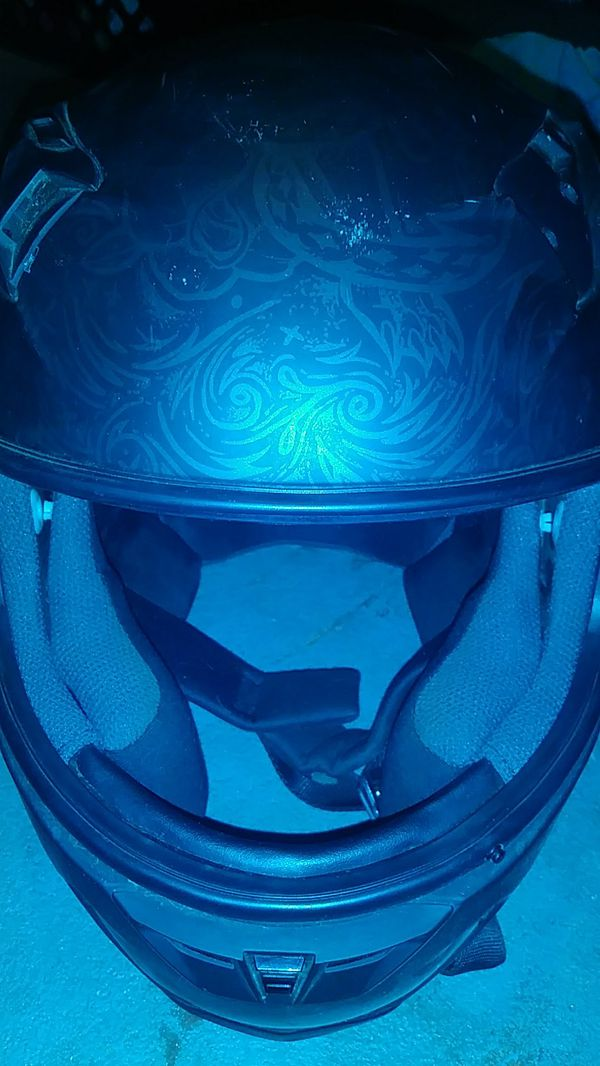 Bike/quad helmet