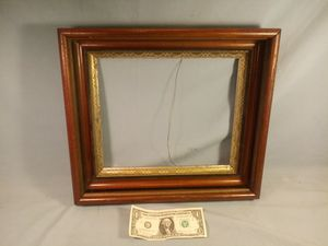 """1800'S ANTIQUE ART FRAME HOLDS 10"""" X 12"""" PAINTING for Sale in Kenneth City, FL"""