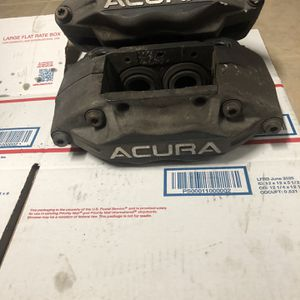 Acura RL OEM Front Calipers 2005-2012. for Sale in Potomac, MD
