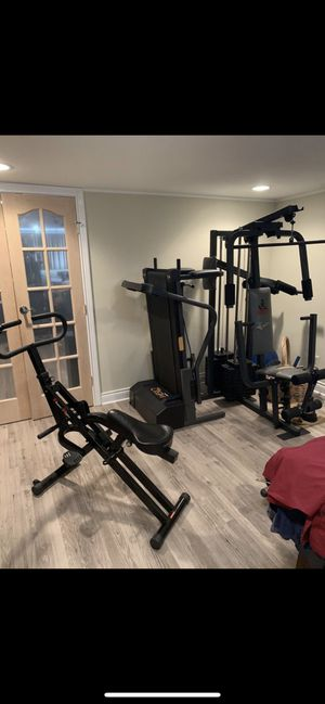 Workout machines for Sale in Homer Glen, IL