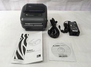 Zebra GK420d Monochrome Desktop Direct Thermal Label Printer for Sale for sale  Woodbridge Township, NJ