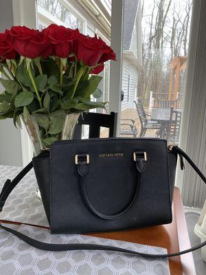 Michael Kors black purse like new for Sale in Rockville, MD