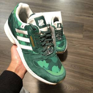 Bape X Undefeated X Adidas ZX 8000 for Sale in Portland, OR