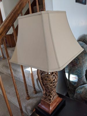 Free table lamp for Sale in Sudbury, MA