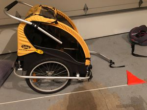 Burley Encore kids bike trailer for Sale in Tigard, OR