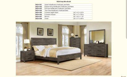 Brand new Queen bedroom set for Sale in Algona,  WA