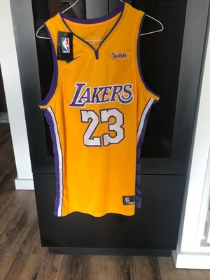 Lebron James Lakers Jersey (Gold). Perfect last minute Christmas Gift! for Sale in Washington, DC