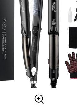 Steam Flat Iron Hair Straightener - New for Sale in Menifee,  CA