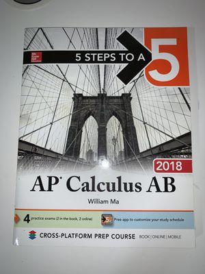AP CALCULUS AB STUDY BOOK for Sale in Miami, FL