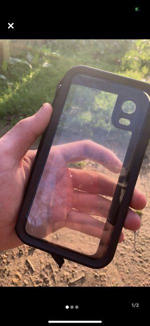 Grade A+ waterproof iPhone XR case for Sale in Jonesboro, AR