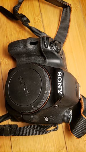 A58 Sony, Digital HD , 20.1 megapixel camera for Sale in Honolulu, HI
