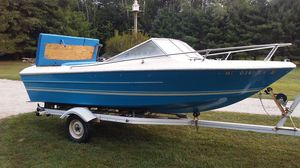 1973 century mercy cruiser for Sale in Irons, MI