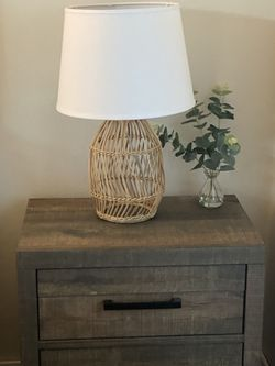 2 World Market Lamps-shades Not Included. for Sale in Garden Grove, CA