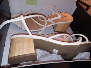 Brand new Torrid heels11w (never been worn) for Sale in Houston, TX