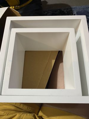 2 White Wall Shelves for Sale in Portland, OR
