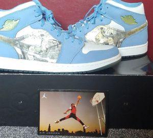 "Air Jordan 1 Retro ""ALPHA"" Men size 11 2007 for Sale in Barstow, CA"