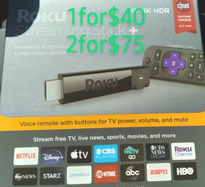 Roku streaming stick for Sale in Maitland, FL