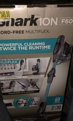 Shark cordless vacuum for Sale in St. Louis, MO