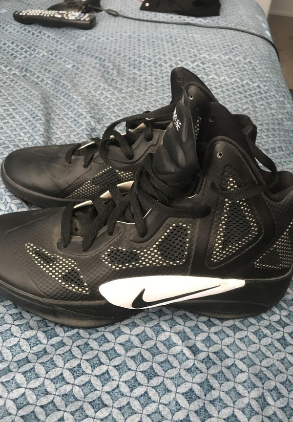 25bb2fd27dc Hyperfuse basketball shoes for Sale in Indio