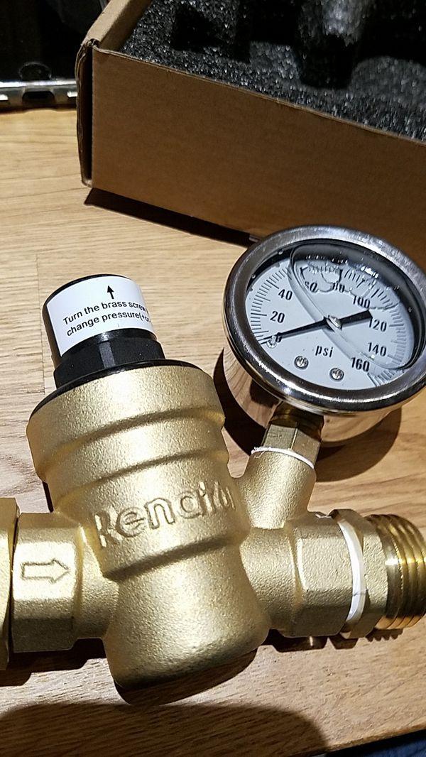 Renator M11-0660R water pressure regulator for RVs